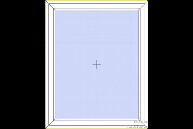 Fix ablak