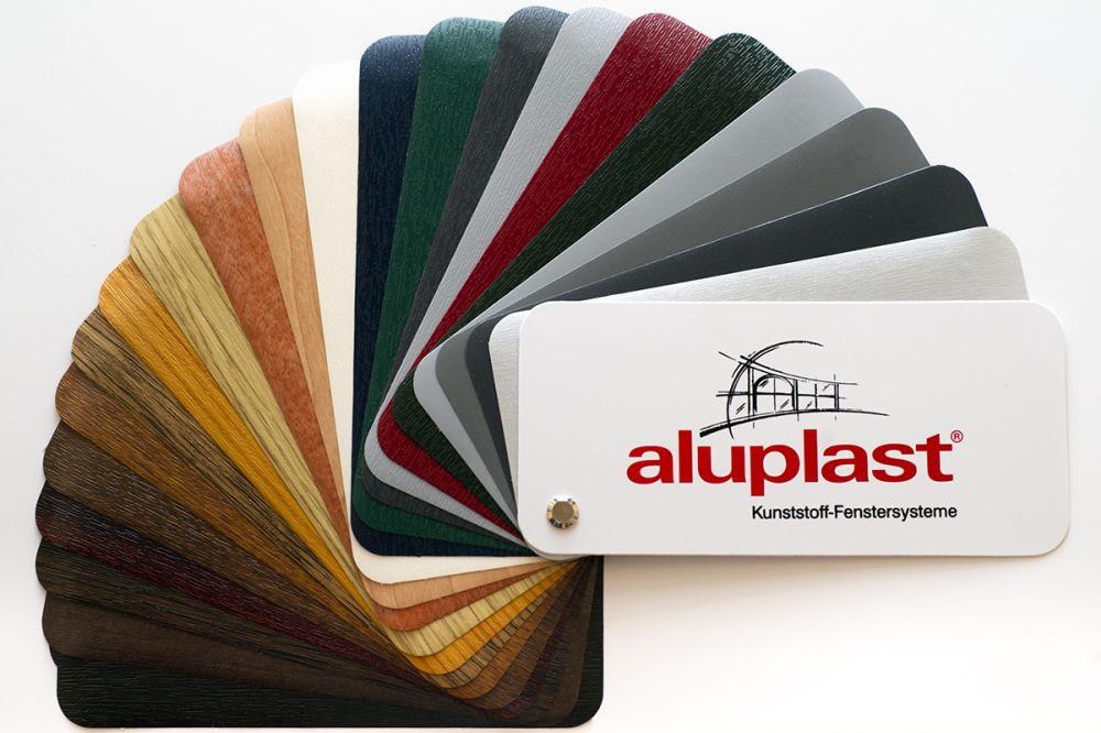 Aluplast Ideal 4000 műanyag ablak