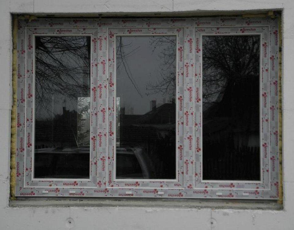 Régi 3 szárnyú ablak mérete