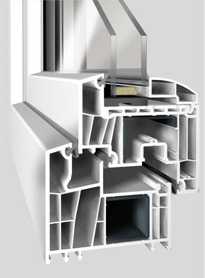 decco 83, 7 legkamras muanyag ablak, premium muanyag ablak, 3 gumitomitéses muanyag ablak,folias ablak
